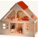 Domeček pro panenky - 26 dílů