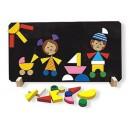 Magnetická tabulka - Děti