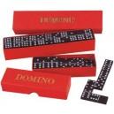 Domino černé - 55 kamenů